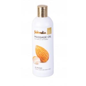 Buy Fabindia Sweet Almond Body Oil - Nykaa