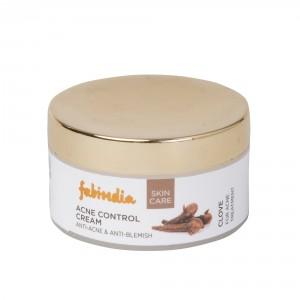 Buy Fabindia Clove Cream for Acne Control  - Nykaa