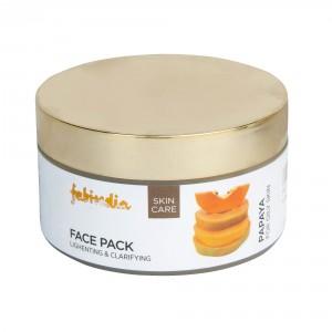 Buy Fabindia Papaya Pack  - Nykaa