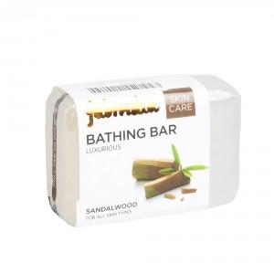 Buy Fabindia Bathing Bar Luxurious Sandalwood Skin Care - Nykaa