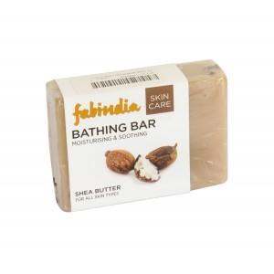 Buy Fabindia Shea Butter Soap  - Nykaa