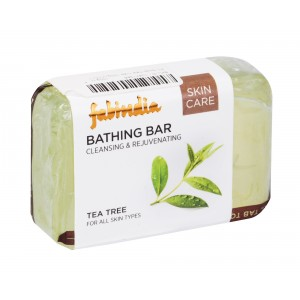 Buy Fabindia Tea Tree Soap  - Nykaa