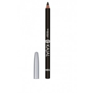 Buy Deborah Kajal Pencil 104 Black - Nykaa