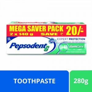 Buy Pepsodent G Expert Protection Gum Care Toothpaste(Rs. 20 off) - Nykaa