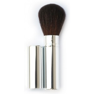 Buy Basicare - Retractable Powder Brush - Nykaa