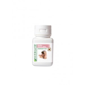 Buy Amway Nutrilite Biotin Cherry Plus (Proprietary Food) - Nykaa