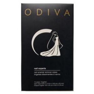 Buy Odiva Nail Remover Wipes (10 Sachets) - Nykaa