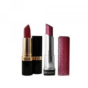 Buy Revlon Colorburst Lip Butter - Blueberry Pie + Super Lustrous Lipstick - Spiced Up - Nykaa