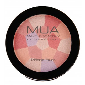 Buy MUA Mosaic Blush - English Rose - Nykaa