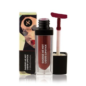 Buy Herbal SUGAR Smudge Me Not Liquid Lipstick - Nykaa