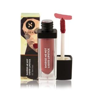 Buy SUGAR Smudge Me Not Liquid Lipstick - Nykaa