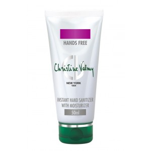 Buy Herbal Christine Valmy Hand Free Instant Hand Sanitizer With Moisturizer - Nykaa