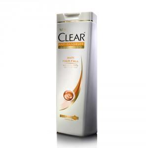 Buy Clear Anti-Dandruff Nourishing Shampoo - Anti Hair Fall - Nykaa