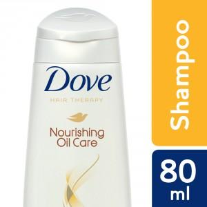 Buy Dove Nourishing Oil Care Shampoo - Nykaa