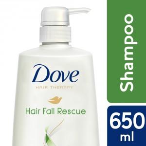 Buy Dove Hair Fall Rescue Shampoo - Nykaa