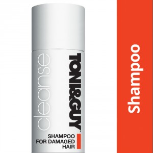 Buy Toni&Guy Cleanse Shampoo : For Damaged Hair - Nykaa