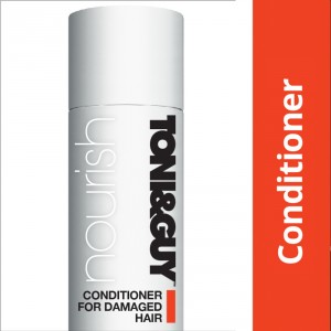 Buy Toni&Guy Nourish: Conditioner For Damaged Hair - Nykaa