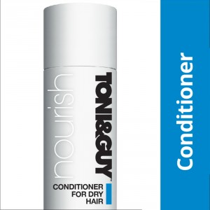 Buy Herbal Toni&Guy Nourish: Conditioner For Dry Hair - Nykaa