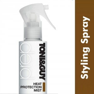 Buy Toni&Guy Heat Protection Mist : High Temperature Protection - Nykaa
