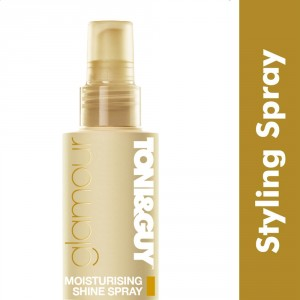 Buy Toni&Guy Glamour: Moisturising Shine Spray - Nykaa