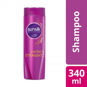Buy Sunsilk Perfect Straight Lock Shampoo - Nykaa