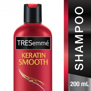 Buy Tresemme Keratin Smooth Infusing Shampoo - Nykaa