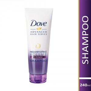 Buy Dove Rejuvenated Volume Shampoo - Nykaa