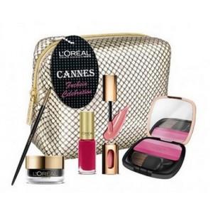 Buy L'Oreal Paris Cannes Ruby Celebration Kit - Nykaa