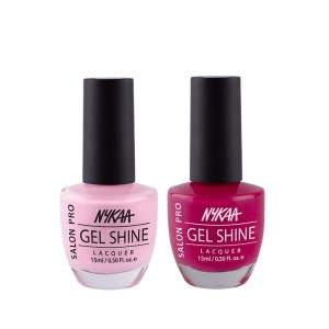 Buy Nykaa Adventure of Colors Nail Enamel Combo - Nykaa