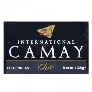Buy Camay Chic Bar Soap - Nykaa