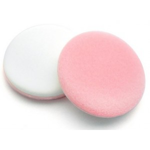 Buy Basicare HydroFlock Foundation Sponges 1212 - Nykaa