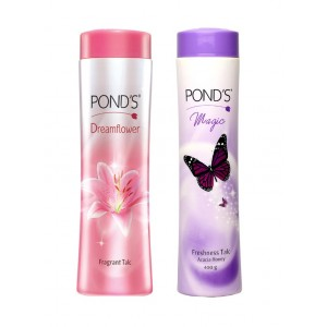 Buy Ponds Talc Combo - Nykaa