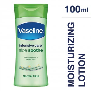 Buy Vaseline Intensive Care Aloe Soothe Body Lotion - Nykaa