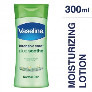 Buy Vaseline Intensive Care Aloe Soothe - Nykaa