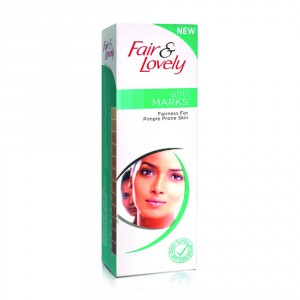 Buy Fair & Lovely Anti Marks Fairness Cream - For Pimple Prone Skin - Nykaa