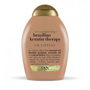 Buy Organix Brazilian Keratin Therapy Shampoo - Nykaa