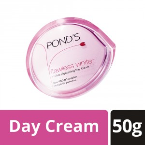 Buy Ponds Flawless White Visible Lightening Daily Cream - Nykaa