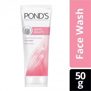 Buy Ponds White Beauty Spot-Less Fairness Face Wash - Nykaa