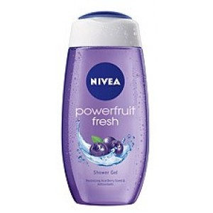 Buy Nivea Powerfruit Fresh Shower Gel - Nykaa