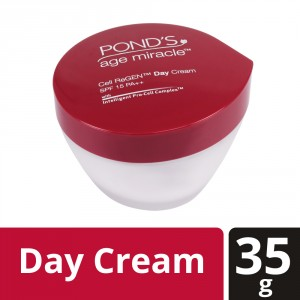 Buy Ponds Age Miracle Cell ReGEN Day Cream SPF 15PA++ - Nykaa