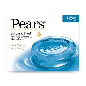 Buy Pears Soft & Fresh Soap Bar  - Nykaa