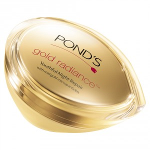 Buy Ponds Gold Radiance Youthful Night Cream - Nykaa