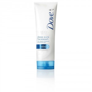 Buy Dove Deep Pure Face Wash - Nykaa