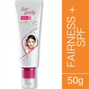 Buy Fair & Lovely Multi Vitamin Cream Pump Tube SPF 15 - Nykaa