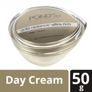 Buy Ponds Gold Radiance Ultra Rich Day Cream - Nykaa