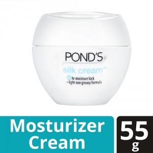 Buy Ponds Silk Cream - Nykaa