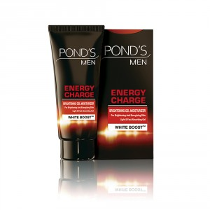 Buy Ponds Men Energy Charge Brightening Gel Moisturizer - Nykaa