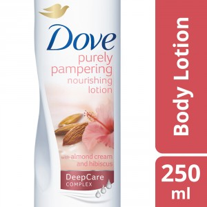 Buy Dove Purely Pampering Almond Body Lotion - Nykaa