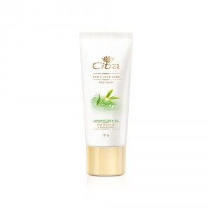 Buy Citra Spot-Less Fair Face Cream With Japanese Green Tea - Nykaa