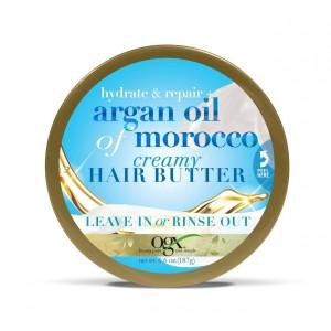 Buy Organix Argan Oil Morocco Creamy Hair Butter  - Nykaa